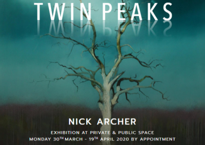 TWIN PEAKS part 1 – Nick Archer