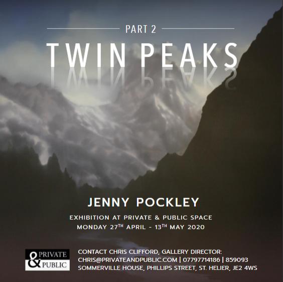 TWIN PEAKS part 2 – Jenny Pockley